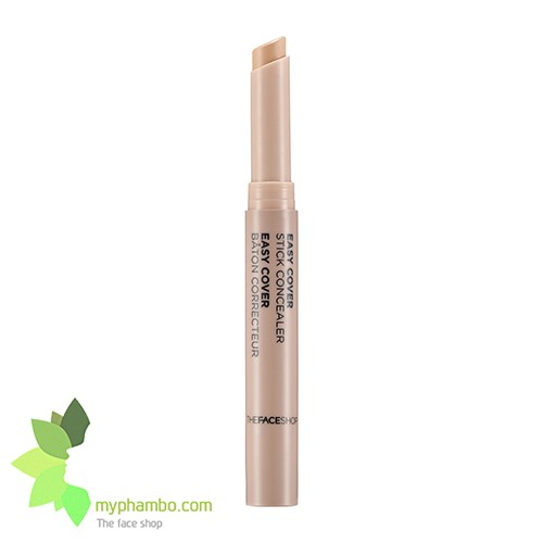 Che khuyet diem Easy Cover Stick Concealer The Face Shop (1)