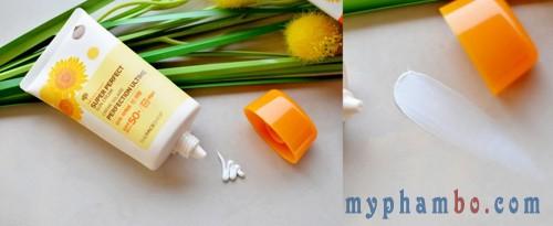 Kem Chong Nang The Face Shop Natural Sun Eco SUPER PERFECT Sun Cream SPF50 (1)