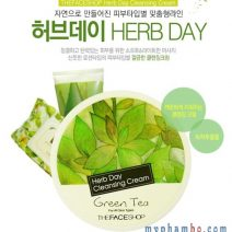 Kem Tay Trang Herb Day 365 Cleansing Cream TheFaceShop (2)