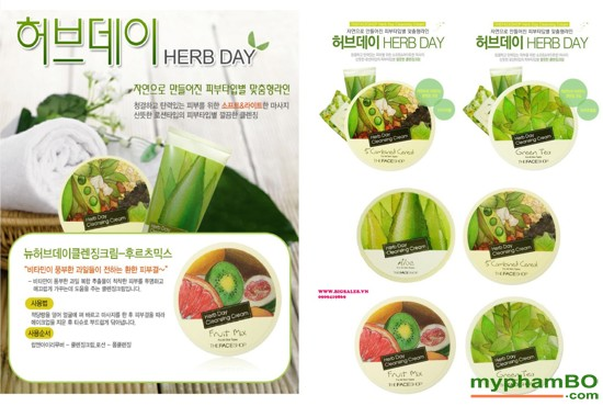 kem-ty-trang-herb-day-365-cleansing-cream-the-face-shop-11