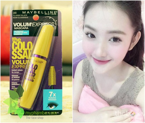Mascara Maybelline Colossal Volum Express 7x review (2)