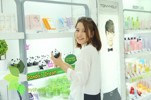 Panda's Dream White Magic Cream - Kem duong lam trang tonymoly (2)