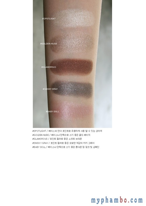 Phan mat dang nen Glam Cream Shadow Spotlight (5)