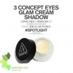 Phan mat dang nen Glam Cream Shadow Spotlight review