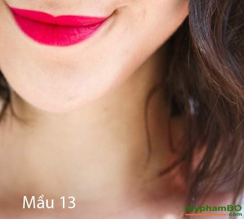 Son Bourjois Rouge Edition Velvet Fu(n)chsia – 13