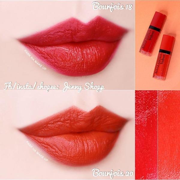 Son Li Dang Nuoc Bourjois Rouge Edition Velvet (2)