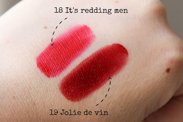 Son Kem Bourjois Rouge Edition Velvet Pháp 5