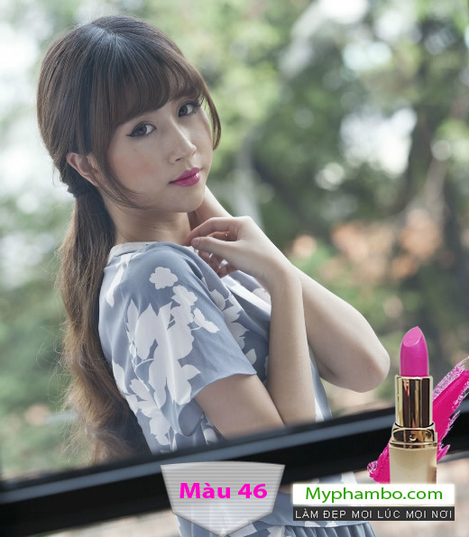 Son moi FIRIN professional cua nga easily smearing quality lipstick (2)