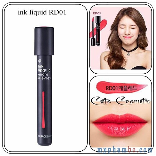 Son nuoc The Face Shop Ink Liquid (3)