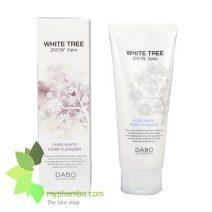 Sua Rua Mat Hat Massage DABO White Tree Snow Flake (4)