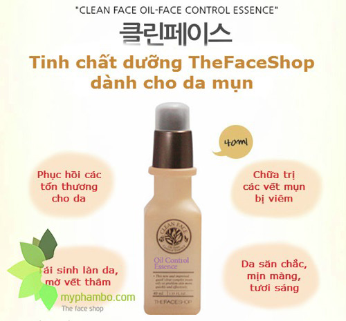 Tinh-chat-duong-cho-da-dau-the-face-shop-Oil-free-control-Essence-2