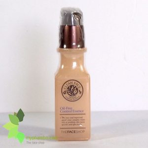 Tinh chat duong cho da dau the face shop - Oil-free control Essence (3)