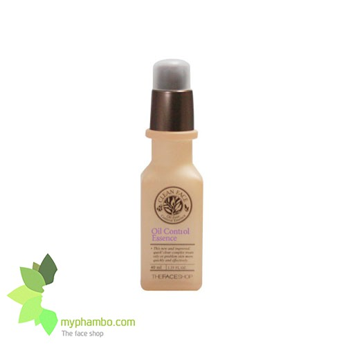 Tinh chat duong cho da dau the face shop - Oil-free control Essence (4)