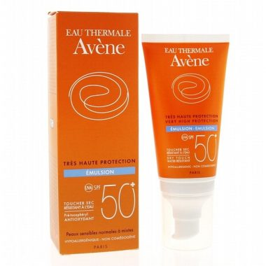 Kem chong nang Avene Very High Protection Cream SPF50+ 50ml – Phap (1)