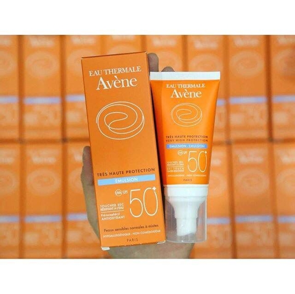 Kem chong nang Avene Very High Protection Cream SPF50+ 50ml – Phap (7)