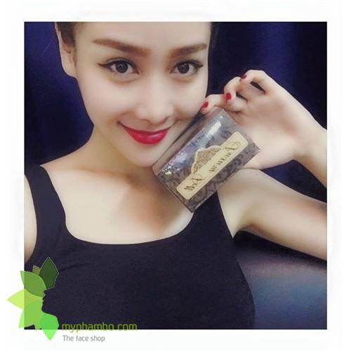 Kem duong tra xanh Buxury Doll cua thai lan review