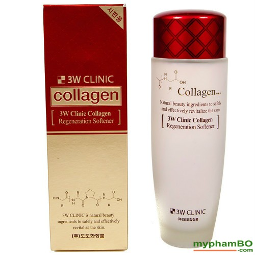 Nuc hoa hng collagen 3w clinic Re