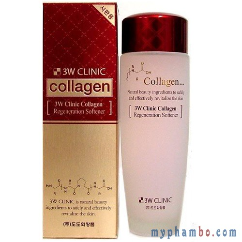 Nuoc hoa hong collagen 3w clinic Regeneration Softener - Han quoc (3)