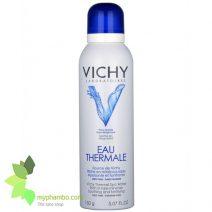 Nuoc xit khoang duong da Vichy Eau Thermal 150ml - Phap (4)