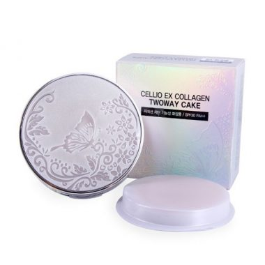 Phn-ph-siou-mn-chng-nng-Cellio-Ex-Collagen-twoway-cake-SPF-30-–-Hàn-Quc