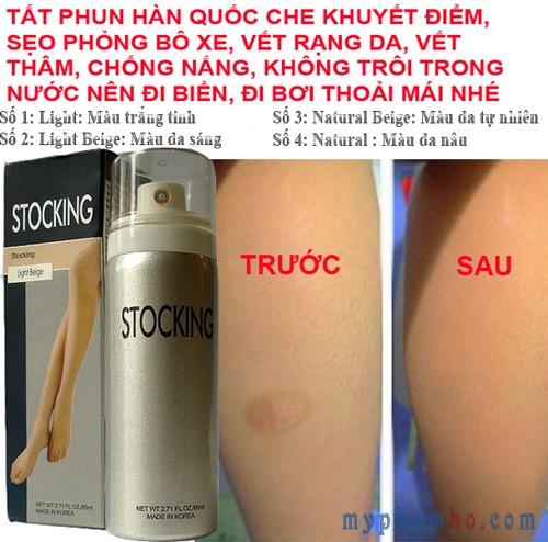 Tat phun Stocking Made in Korea Han Quoc (2)