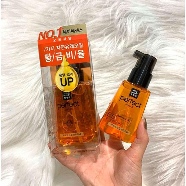 Huyết Thanh Phục Hồi tóc Hư Tổn Mise En Scène Perfect Repair Hair - Hàn quốc
