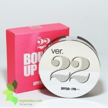 Phan tuoi Ver 22 Bounce Up Pact SPF 50PA+++ Chosungah (11)(1)