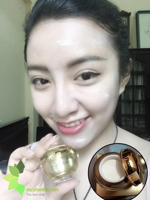 Kem Duong Trang Da Frozen Face Whitening 25g (1)