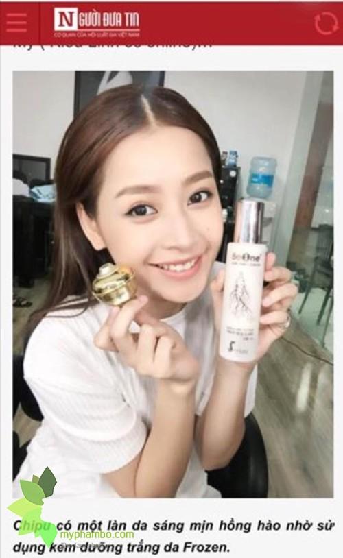 Kem Duong Trang Da Frozen Face Whitening 25g (3)