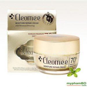 kem-dung-trng-da-sa-la-cleomee-moisture-repair-cream-2