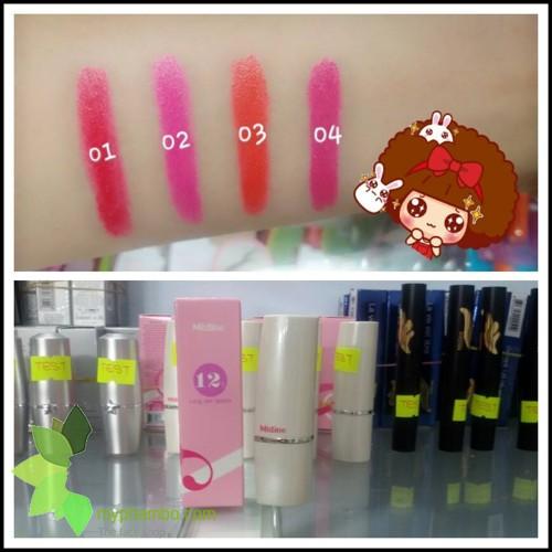 Son Mistine 12h long last lipstick - Thai Lan (1)(1)