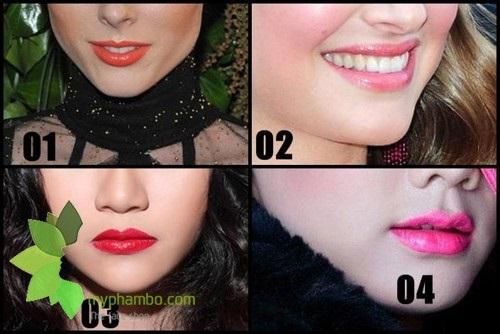 Son Mistine 12h long last lipstick - Thai Lan (51)