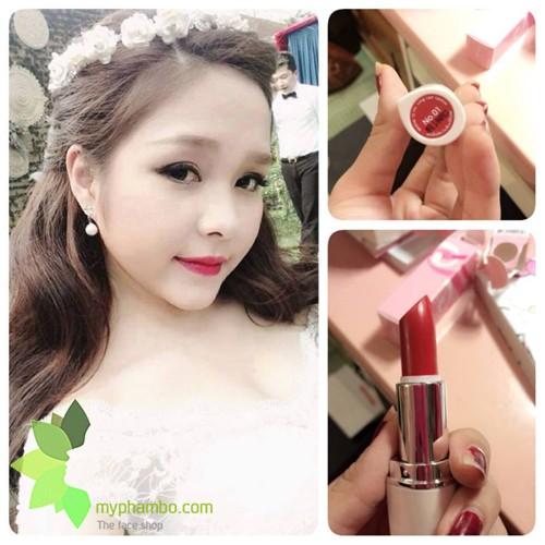 Son Mistine 12h long last lipstick - Thai Lan (7)