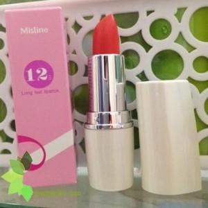 Son Mistine 12h long last lipstick - Thai Lan (8)