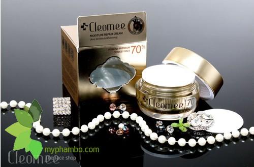 kem-duong-trang-da-sua-lua-cleomee-moisture-repair-cream-han-quoc (1)