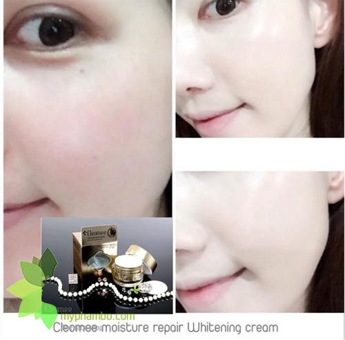 kem-duong-trang-da-sua-lua-cleomee-moisture-repair-cream-han-quoc (2)