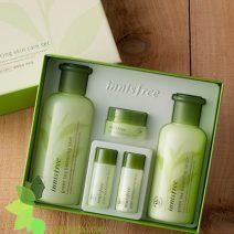Bo duong tra xanh Innisfree Green Tea Balancing Special Skin Care Set - Han quoc (2)