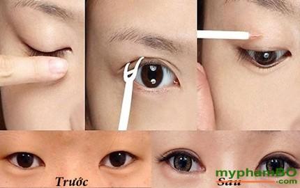 Gel kich mi Pro Eyelashes Eyelash Glue The Face Shop (2)