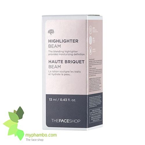 Kem Lot Nhu HighLighter Beam - The Face Shop (6)
