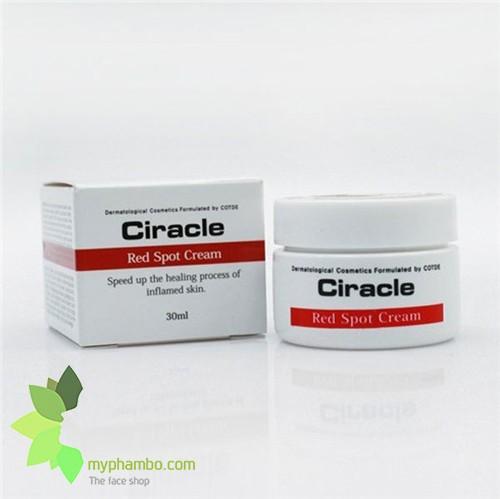 Kem tri seo do mun trung ca de lai- Ciracle Red Spot Cream (5)