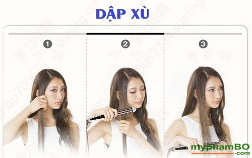 Luoc dien Shinon 3 in 1 Professional hair iron SH-8097 (3)