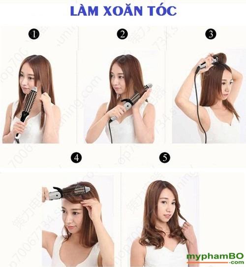 Luoc dien Shinon 3 in 1 Professional hair iron SH-8097 (5)