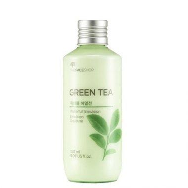 Sa-dung-GreenTea-waterfull-emulision-The-Face-Shop