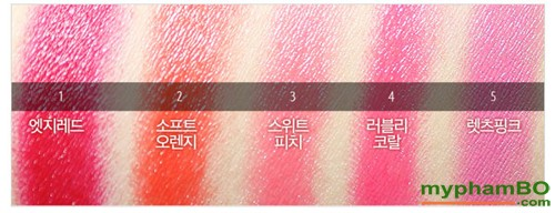 Son But Chi Karadium Lip Tint Stick Han Quoc (2)