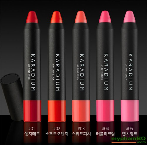 Son But Chi Karadium Lip Tint Stick Han Quoc (3)