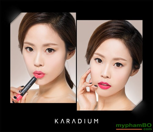 Son But Chi Karadium Lip Tint Stick Han Quoc (4)