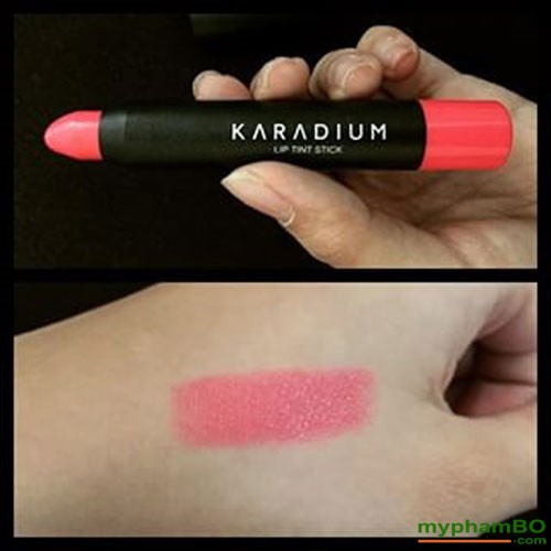 Son But Chi Karadium Lip Tint Stick Han Quoc (5)