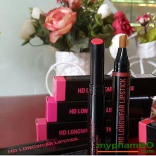 Son HD Longwear Lipstick Han Quoc Ecole (3)