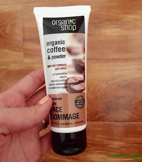 Tay da chet Organic shop Organic coffee & powder - nga (1)