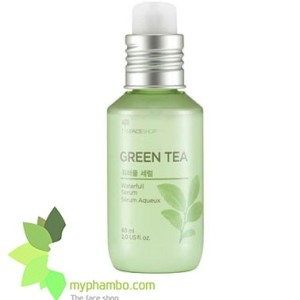 Tinh chat duong da Green tea The Face Shop (3)11